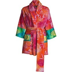 Printed Short Bath Robe found on Bargain Bro from Saks Fifth Avenue Canada for USD $500.88