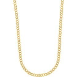 14K Gold Curb Chain Necklace/6.7MM found on Bargain Bro Philippines from Saks Fifth Avenue OFF 5TH for $2640.00