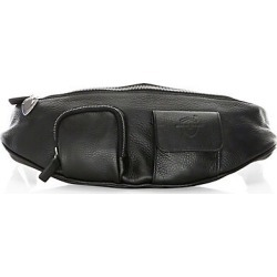 Avec La Troupe Women's Major Leather Belt Bag - Black found on Bargain Bro Philippines from Saks Fifth Avenue for $168.00
