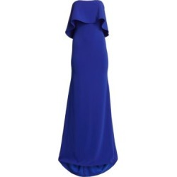 Popover Strapless Gown