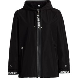 Everton Logo Rain Jacket