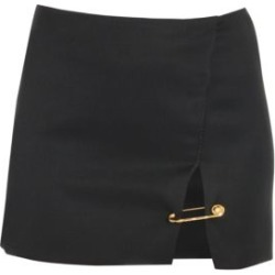 Safety Pin Wool Mini Skirt found on Bargain Bro Philippines from Saks Fifth Avenue AU for $609.57