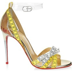 Metrisandal Stilettos found on MODAPINS from Saks Fifth Avenue for USD $995.00