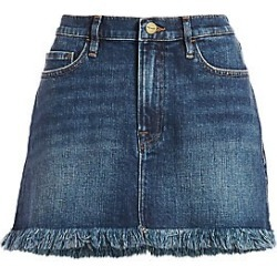 Frame Women's Le Mini Micro Shred Skirt - Alden - Size 27 (4) found on MODAPINS from Saks Fifth Avenue for USD $175.00