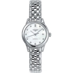 Longines Men's Stainless Steel Automatic Bracelet Watch found on MODAPINS from Saks Fifth Avenue for USD $1875.00