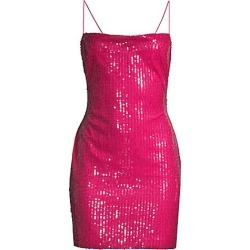 Likely Women's Eve Sequin Mini Dress - Fuchsia - Size 2 found on MODAPINS from Saks Fifth Avenue for USD $248.00