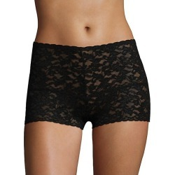 Hanky Panky Women's Retro Hot Pants - Black - Size S