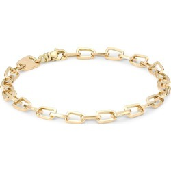 King Baby Studio Men's Pop Top 18K Gold Cut Out Bracelet - Gold - Size 7.5 found on MODAPINS from Saks Fifth Avenue for USD $2100.00