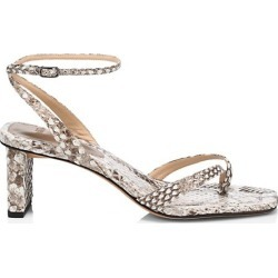 Nelly Python Thong Sandals found on Bargain Bro from Saks Fifth Avenue Canada for USD $198.80