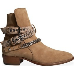 Amiri Men's Tonal Bandana Buckle Boot - Taupe - Size 46 (13) found on MODAPINS from Saks Fifth Avenue for USD $1390.00