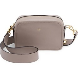 Fendi Women's Leather Camera Bag - Dove found on Bargain Bro India from Saks Fifth Avenue for $1290.00
