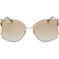 Jackson Oversized Metal Square Sunglasses found on Bargain Bro India from Saks Fifth Avenue Canada for $326.04