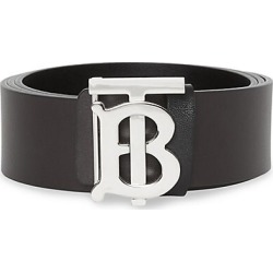 Burberry Men's Leather Belt - Black Chocolate - Size 95 (34) found on MODAPINS from Saks Fifth Avenue for USD $460.00