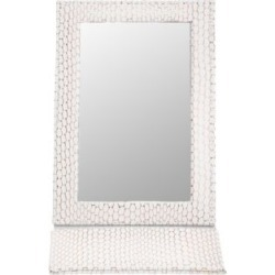 Havana White Folding Mirror found on Makeup Collection from Saks Fifth Avenue UK for GBP 28.98