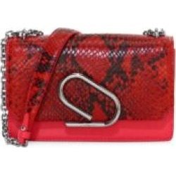 Alix Python-Embossed Leather Clutch found on MODAPINS from Saks Fifth Avenue AU for USD $326.39