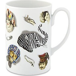 Christian Lacroix by Vista Alegre Love Who You Want Porcelain Mug found on Bargain Bro India from Saks Fifth Avenue for $50.00
