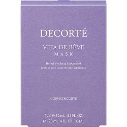 Decorté Women's Herbal Vitalizing Lotion Mask