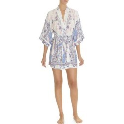 Floral-Print Robe found on MODAPINS from Saks Fifth Avenue for USD $68.00