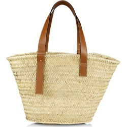 Essaouira Leather-Trimmed Straw Tote found on Bargain Bro India from Saks Fifth Avenue Canada for $206.55