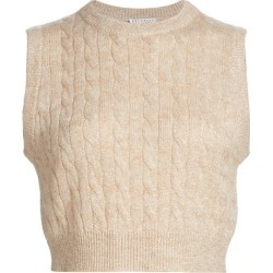 Cable-Knit Sweater Vest found on MODAPINS from Saks Fifth Avenue Canada for USD $1051.91
