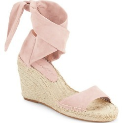 Jessica Open-Toe Espadrille Wedge Sandals