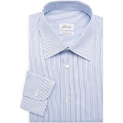 Multi-Stripe Cotton Dress Shirt found on Bargain Bro from Saks Fifth Avenue Canada for USD $144.22