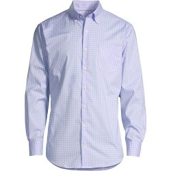 Peter Millar Men's Crown Ease Platte Check Sport Shirt - Petal Purple - Size XL found on Bargain Bro from Saks Fifth Avenue for USD $104.88