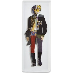 Christian Lacroix by Vista Alegre Love Who You Want Porcelain Tray found on Bargain Bro India from Saks Fifth Avenue for $70.00