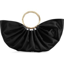 Cult Gaia Women's Banu Top Handle Bag - Black found on MODAPINS from Saks Fifth Avenue for USD $138.00