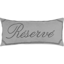 Coussin en coton Camden Réservé found on Bargain Bro from La Baie for USD $36.47