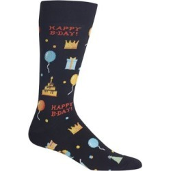 Happy Birthday Crew Socks found on MODAPINS from The Bay for USD $12.00