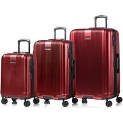 Ensemble de valises à parois rigide Marquis, 3 pièces