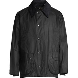 Barbour Men's Corduroy Collar Bedale Jacket - Navy - Size 36 found on MODAPINS from Saks Fifth Avenue for USD $400.00