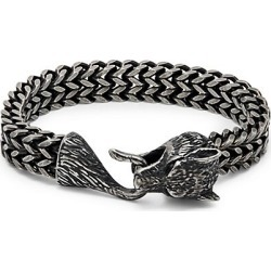 Viking Wolf Chain Bracelet found on Bargain Bro India from Saks Fifth Avenue OFF 5TH for $86.98