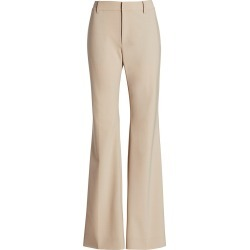 Co Women's HIgh-Rise Wool-Blend Trousers - Beige - Size 2 found on MODAPINS from Saks Fifth Avenue for USD $477.00