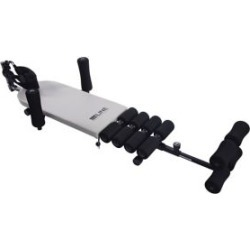 Stamina InLine Back Stretch Bench with Cervical Traction 55-1408