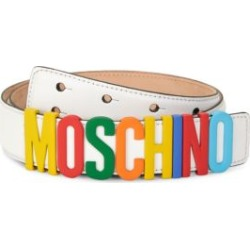 Multicolor Logo Leather Belt found on Bargain Bro Philippines from Saks Fifth Avenue AU for $344.76
