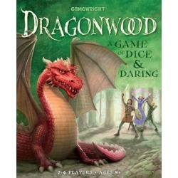 Dragonwod Board Game found on GamingScroll.com from The Bay for $41.00