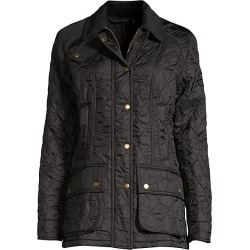 Barbour Women's Beadnell Polarquilt Jacket - Black - Size 8 found on MODAPINS from Saks Fifth Avenue for USD $280.00