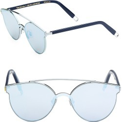 Gentle Monster Women's Trick Of The Light 59MM Aviator Sunglasses - Light Blue found on MODAPINS from Saks Fifth Avenue for USD $286.00