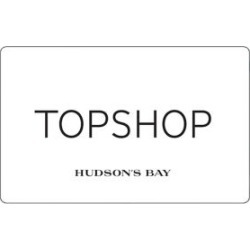 The Topshop Gift Card