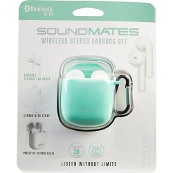 Soundmates Bluetooth Earbuds Combo Pack found on Bargain Bro India from Saks Fifth Avenue OFF 5TH for $39.99