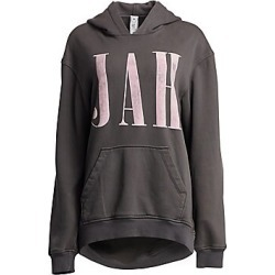 Alchemist Women's JAH Cotton Hoodie - Black Pink - Size Small found on MODAPINS from Saks Fifth Avenue for USD $197.50
