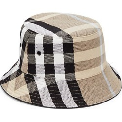 Check Jacquard Bucket Hat found on Bargain Bro UK from Saks Fifth Avenue UK