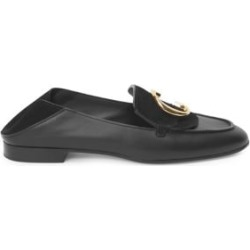 Chloé C Leather & Nubuck Loafers found on Bargain Bro UK from Saks Fifth Avenue UK