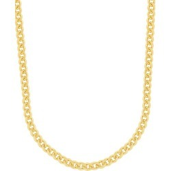 14K Yellow Gold Chain Necklace/5MM found on Bargain Bro Philippines from Saks Fifth Avenue OFF 5TH for $2358.00