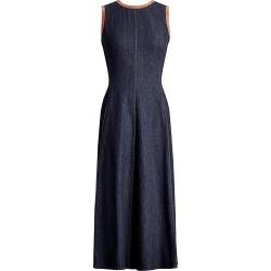 Ralph Lauren Collection Women's Pauline Denim Midi Dress - Indigo - Size 6 found on Bargain Bro India from Saks Fifth Avenue for $1890.00