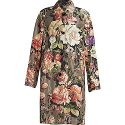 Dries Van Noten Women's Floral Rain Jacket - Size 42 (10-12) found on Bargain Bro Philippines from Saks Fifth Avenue for $1495.00