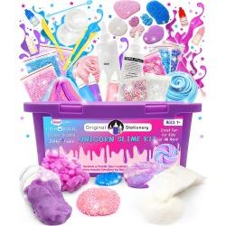 Original Stationery Unicorn Slime Kit - Purple