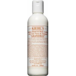 Grapefruit Deluxe Hand and Body Lotion with Aloe Vera and Oatmeal